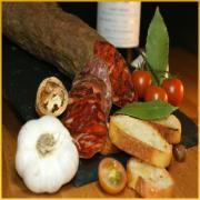 Chorizo ibérique de bellota de Salamanque