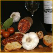 "Chorizo ibérique de bellota ""Los Pedroches"""
